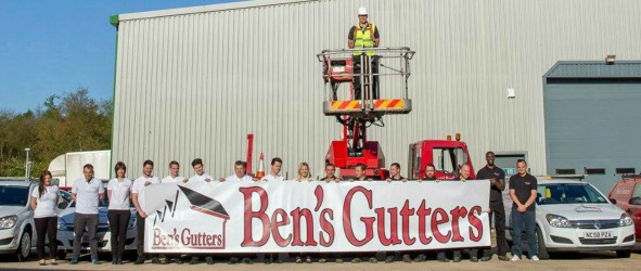 bens gutters Bromley by Bow