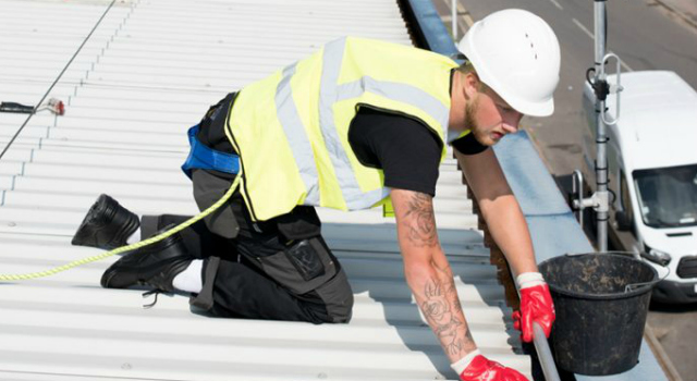 commercial gutter cleaning Walkden